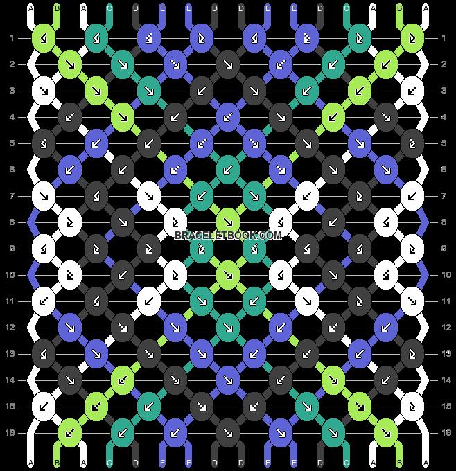 Normal pattern #23896 variation #9757 pattern
