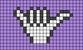 Alpha pattern #26788 variation #9806