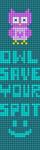 Alpha pattern #19379 variation #9816