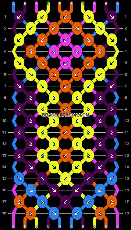 Normal pattern #8906 variation #9961 pattern
