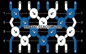 Normal pattern #2 variation #9996 pattern