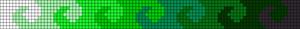 Alpha pattern #23860 variation #10012