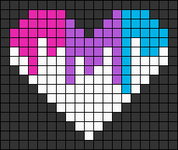 Alpha pattern #18222 variation #10020