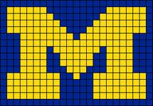 Alpha pattern #943 variation #10048