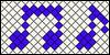 Normal pattern #18705 variation #10165