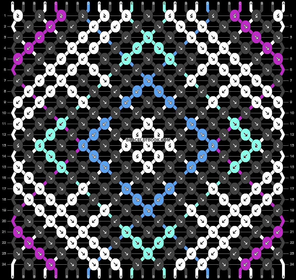 Normal pattern #20186 variation #10371 pattern