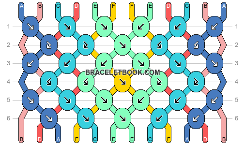 Normal pattern #18 variation #10416 pattern
