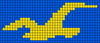Alpha pattern #1805 variation #10422