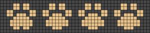 Alpha pattern #27155 variation #10519
