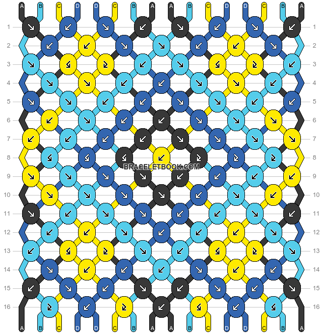 Normal pattern #27142 variation #10598 pattern