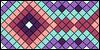 Normal pattern #26996 variation #10600