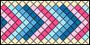 Normal pattern #20800 variation #10659