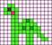 Alpha pattern #22158 variation #10664