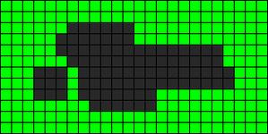 Alpha pattern #27192 variation #10673