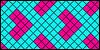 Normal pattern #8027 variation #10686