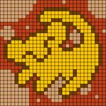 Alpha pattern #27172 variation #10692