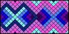 Normal pattern #26211 variation #10694