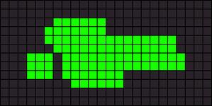 Alpha pattern #27192 variation #10712
