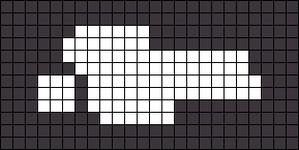 Alpha pattern #27192 variation #10713