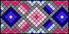 Normal pattern #10659 variation #10794