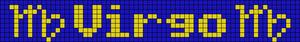 Alpha pattern #6169 variation #10798