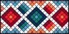 Normal pattern #10659 variation #10800