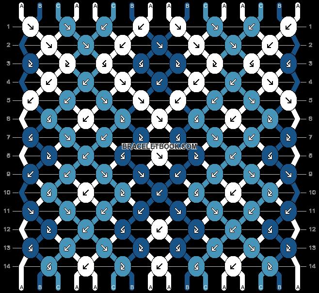 Normal pattern #27137 variation #10821 pattern