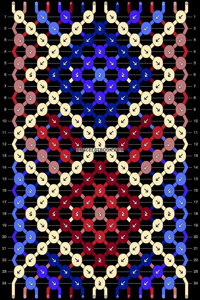 Normal pattern #10659 variation #10826 pattern