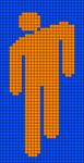 Alpha pattern #27227 variation #10863