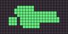 Alpha pattern #27192 variation #10986