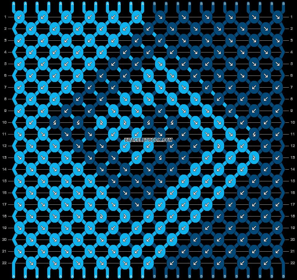 Normal pattern #19746 variation #11064 pattern