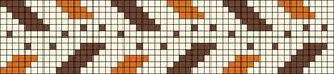 Alpha pattern #27246 variation #11085