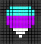 Alpha pattern #26956 variation #11086