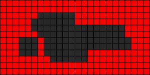 Alpha pattern #27192 variation #11133
