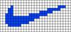 Alpha pattern #5248 variation #11172