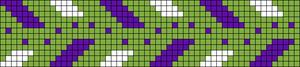 Alpha pattern #27246 variation #11234