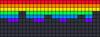 Alpha pattern #27223 variation #11241