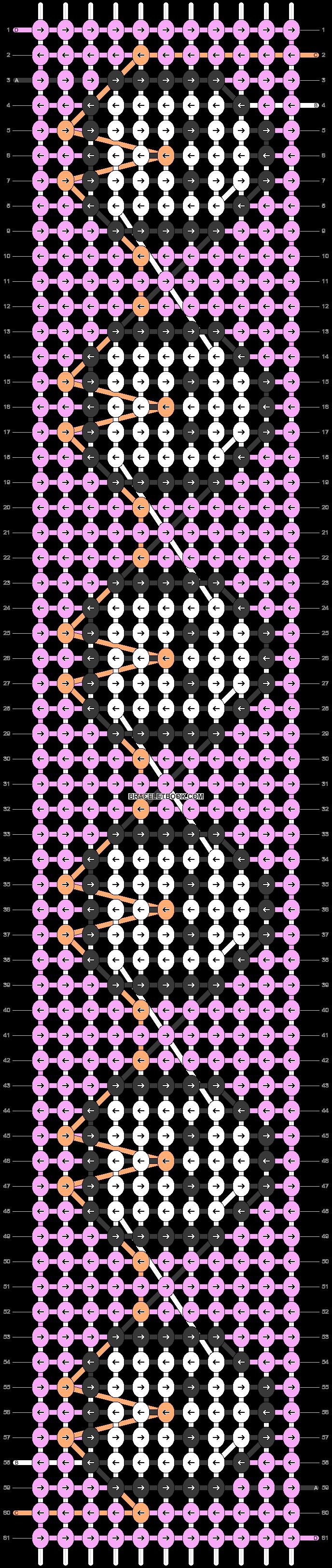 Alpha pattern #27042 variation #11246 pattern