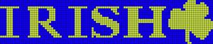 Alpha pattern #26850 variation #11269