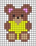 Alpha pattern #27249 variation #11294