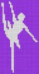 Alpha pattern #11942 variation #11325
