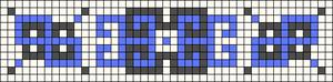 Alpha pattern #27413 variation #11340