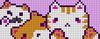 Alpha pattern #27385 variation #11379
