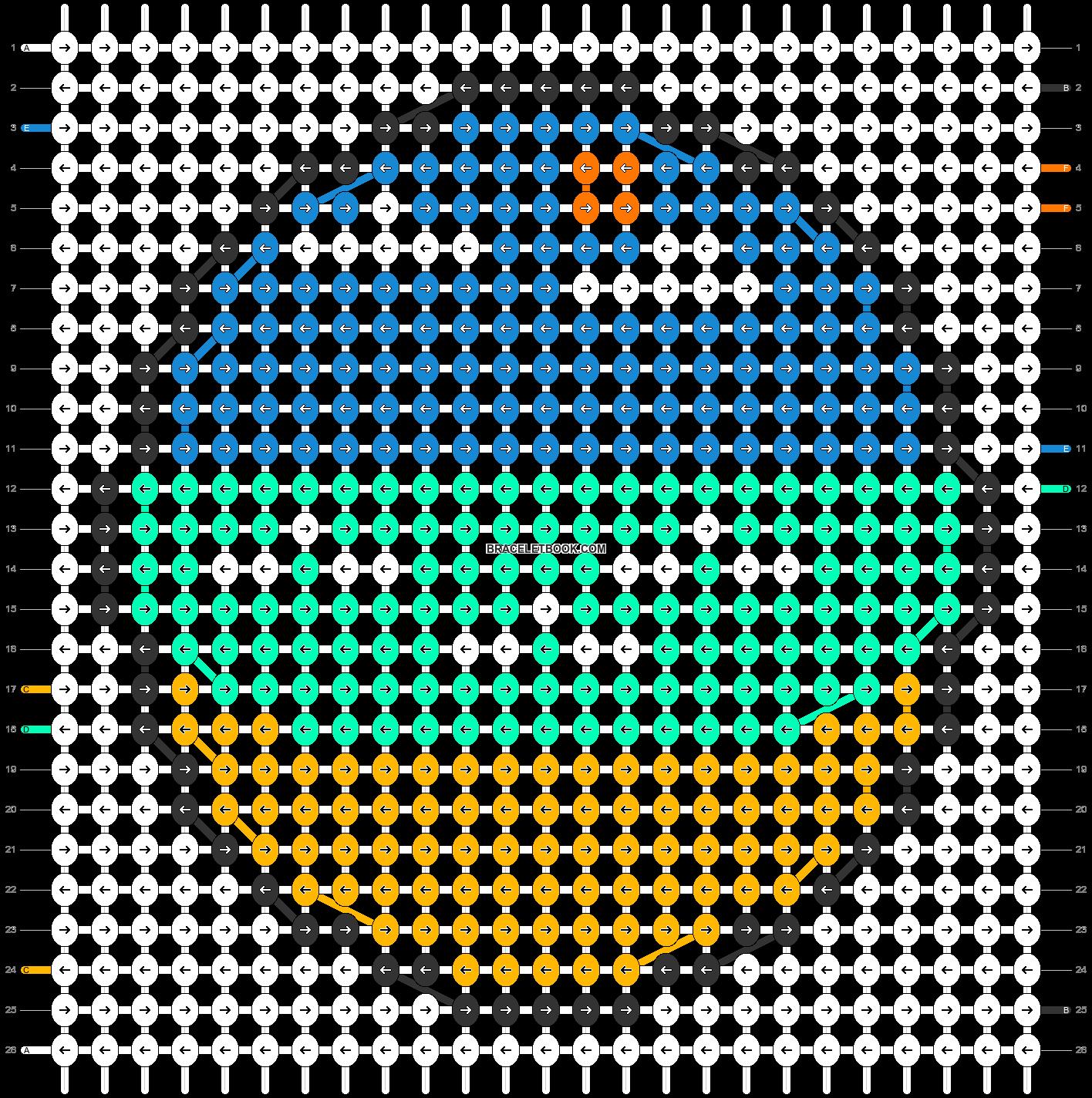 Alpha pattern #27374 variation #11385 pattern