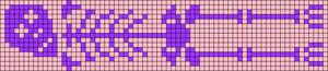 Alpha pattern #15036 variation #11457