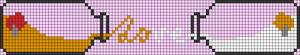 Alpha pattern #21192 variation #11469