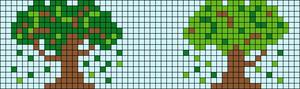 Alpha pattern #26425 variation #11475