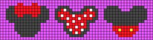Alpha pattern #15399 variation #11486