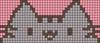 Alpha pattern #19244 variation #11489