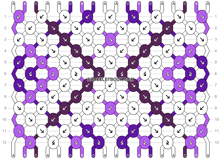 Normal pattern #27459 variation #11497 pattern